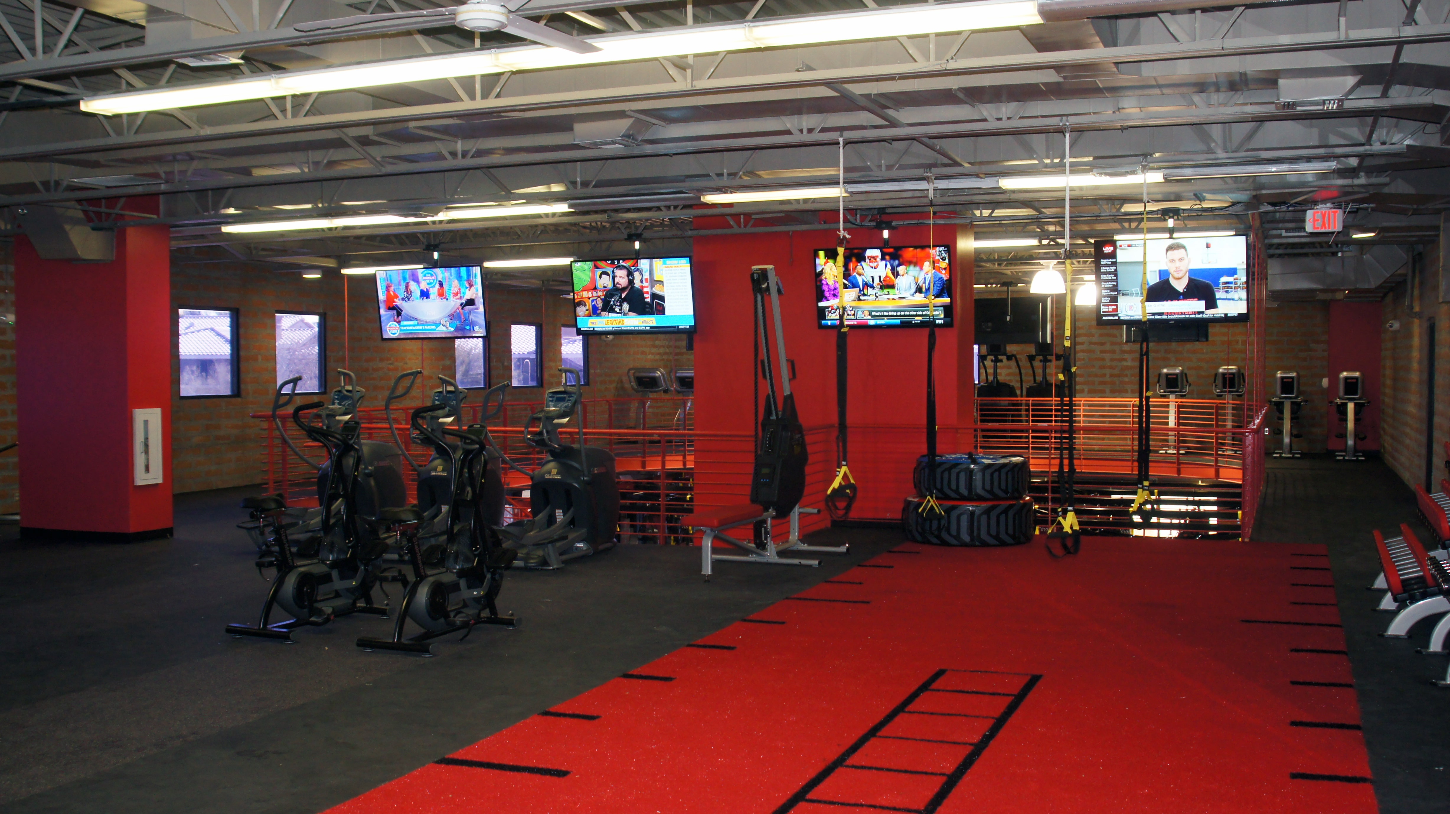 New Ufc Gym In Phoenix Gets A Heart Pounding Sound System