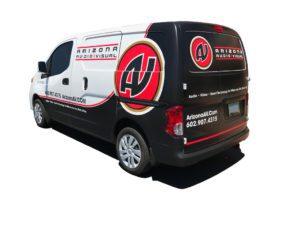 AV Installation Van